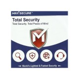 Maxsecure 2015 Edition Total Security Antivirus